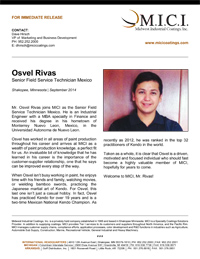 Press Release Osvel Rivas Thumbnail